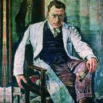 220px-Sagrekov Selbstbildnis(1897-1992)