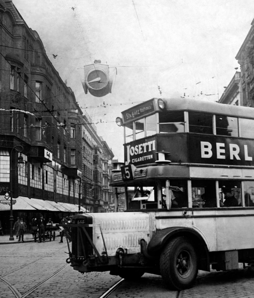 Berlin 20er Buss