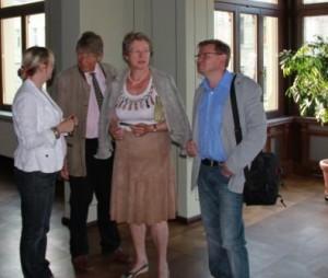 09 FrauBachman, Herr v. Rintelen,Frau v. Rintelen und Herr Dr. Tchernodarov