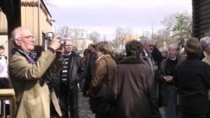 """Bei der Eröffnung der Ausstellung """"Luise, Zar und Teufel"""""""
