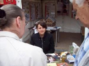 Wanderausstellung im Karlhorst, deutsch-russische Festtage 2010
