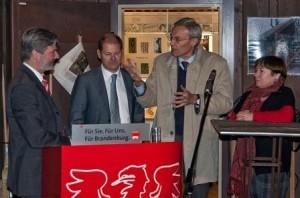 Olaf Scholz, SPD, Erster Bürgermeister von Hamburg, Sommerempfang