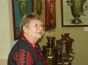 Russische Märchen zum Weinachten – Märchenerzählerin Nina