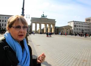 011Berlin, das  Brandenburgertor (2)