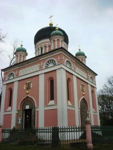 D Potsdam, Alexandrowka, Hl.-Alexander Newski-Kirche