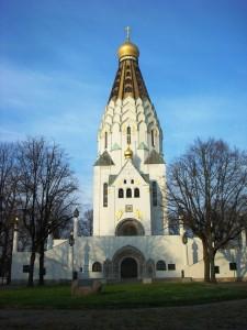 Russische orthodoxe Kirche in Leipzig