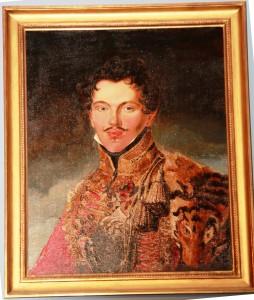 Russischer Offizier 1812