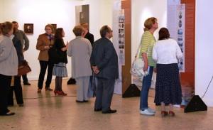 """Ausstellung """"Russische Reisende in Deutschland"""" 1"""