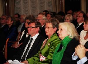 Festveranstalltung 25 Jahre der Deutschen Puschkin-Gesellschaft