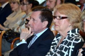 Herr Wladimir und Frau Ludmila Grinin,c)Bild - E. Osechkin