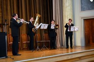 (c)Bild - E. Osechkin Blasorchester