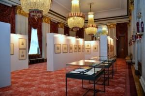 (c)Bild - Eduard Osechkin- Ausstellung -im Wappensaal