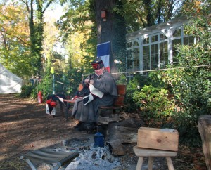 Historisches Biwak Markkleberg Oktober 2013