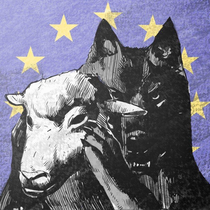 EU Wolf oder Schafe