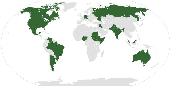 Föderale Länder