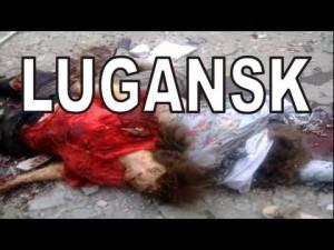 Luftangriff auf Lugansk wurde Wendepunkt für Einwohner der Stadt