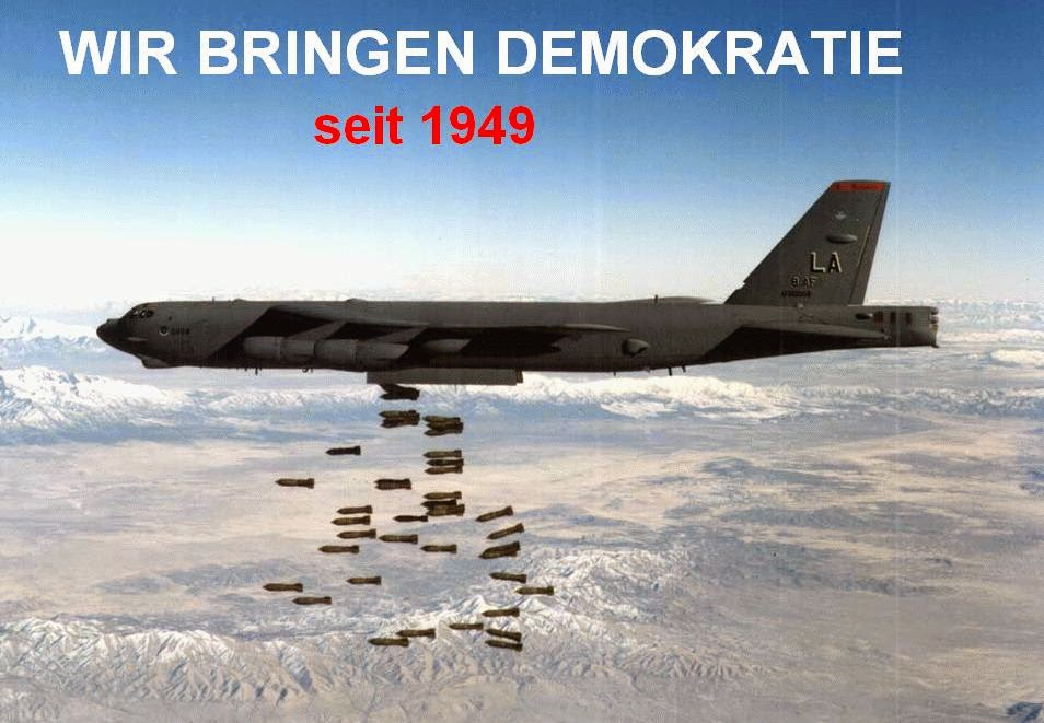 NATO65Jahren-Wir bringen Demokratie.Bild -httpalles-schallundrauch.blogspot.de