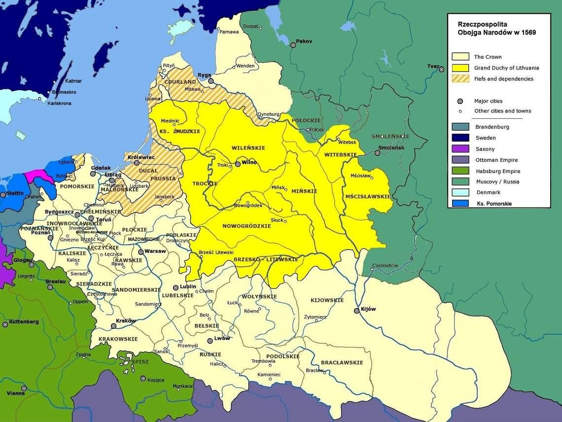 Polnisch-Litau