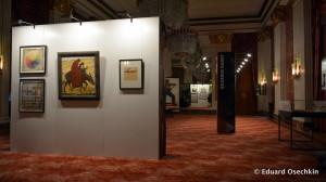 Ausstellung Das russische Kulturleben im Berlin der 1920er Jahre. Bildende Kunst2