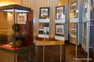 Ausstellung Das russische Kulturleben im Berlin der 1920er Jahre. Musik und Theater