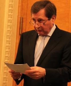 Wladimir M. Grinin Botschafter