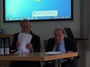 Prof. Dr. Rolf-Dietrich Keil Vortrag